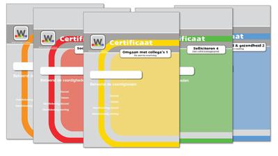 Certificaten - Module 3 - Uitstromen naar werk